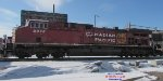 Mid-train DPU about to run thru the Milwaukee depot