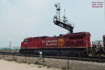 CP 281 crew change with 280 @ Maple Street