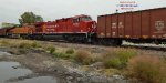 Two mid-train locos with the 580 DPRX double oil loads