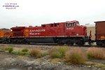 Fresh rebuild mid-train on the 580 double oil loads