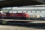 287 working Muskego yard from main 2