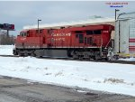 199's B'ville and 686's Portage crews will swap trains @ Grand Av.