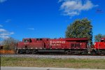 Red toaster leading 281 and 3 EMD rebuilds