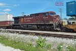 Mid-train intermodal beaver dpu on 199