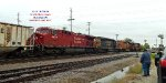 CP 586 TILX oil loads roll south