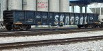 Didn't know IKEA had branched out into railcar tagging!
