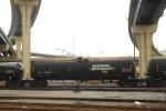 681 ethanol empties roll beneath the Marquette intechange