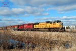 Uncle Pete's SD70m leads CP 280