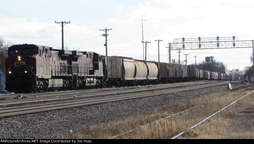 CP 9634 West