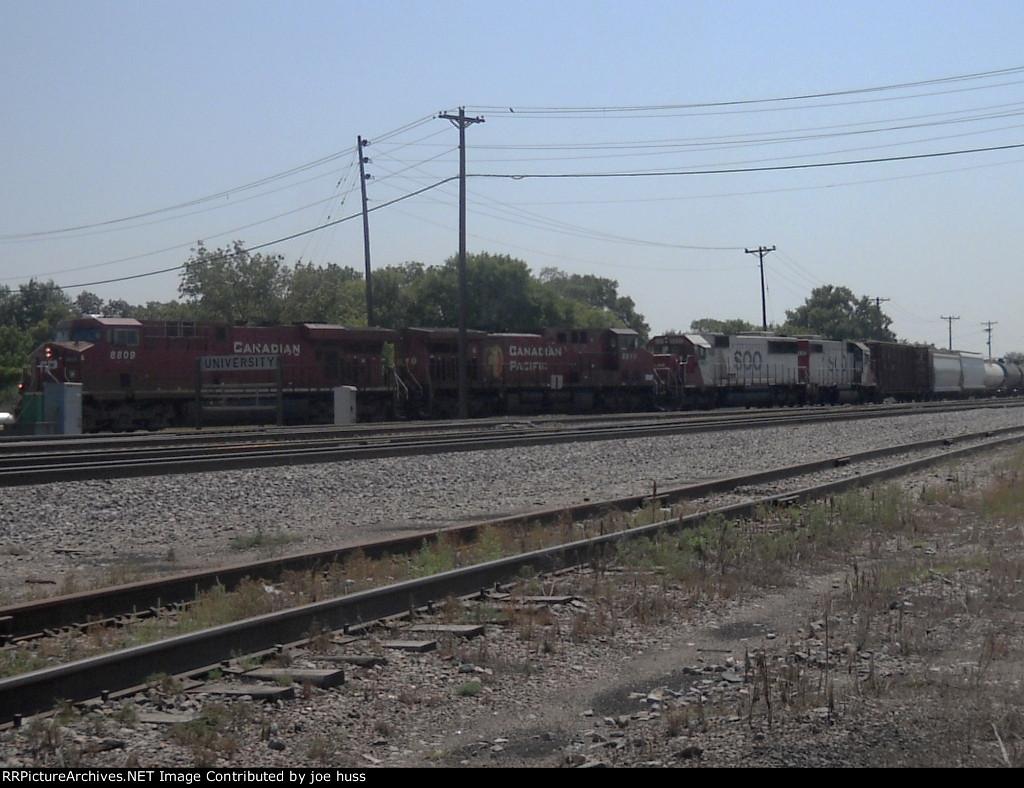 CP 8809 West