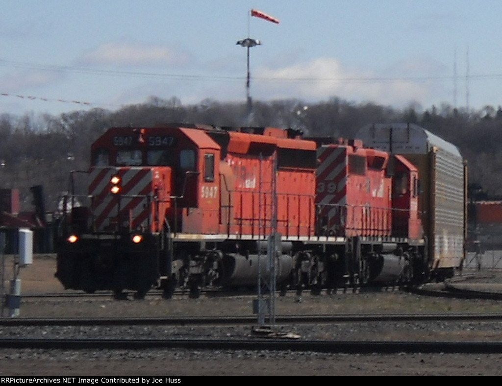 CP 5947 East