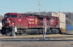 CP 9622 East