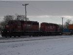 CP 5924 West