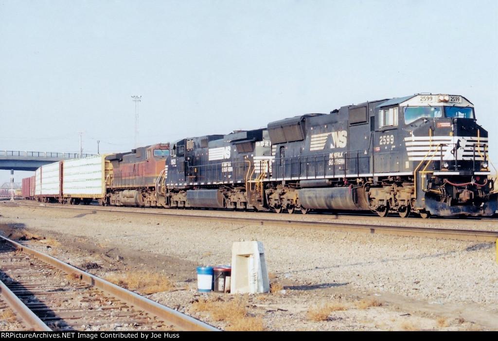 NS 2599 East