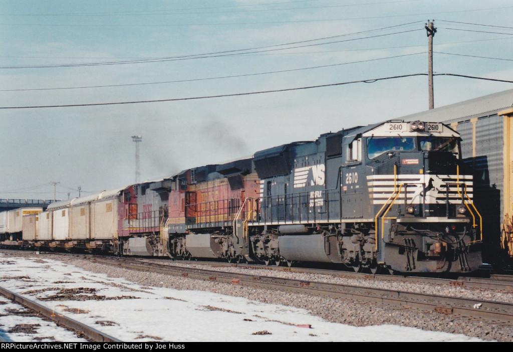 NS 2610 East