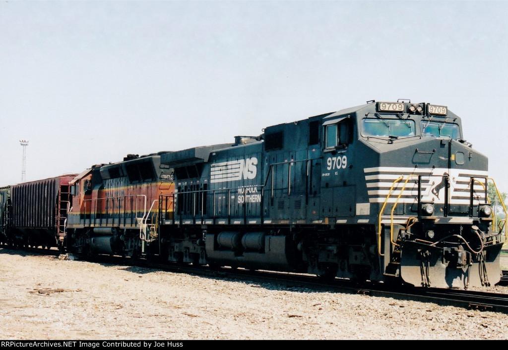 NS 9709 East