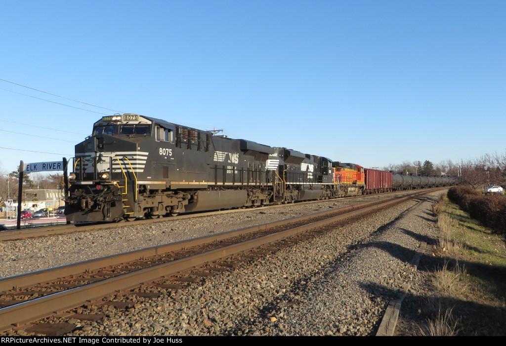 NS 8075 West