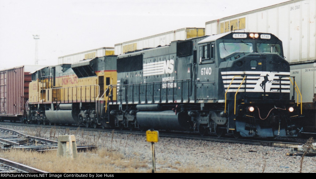 NS 6740 South