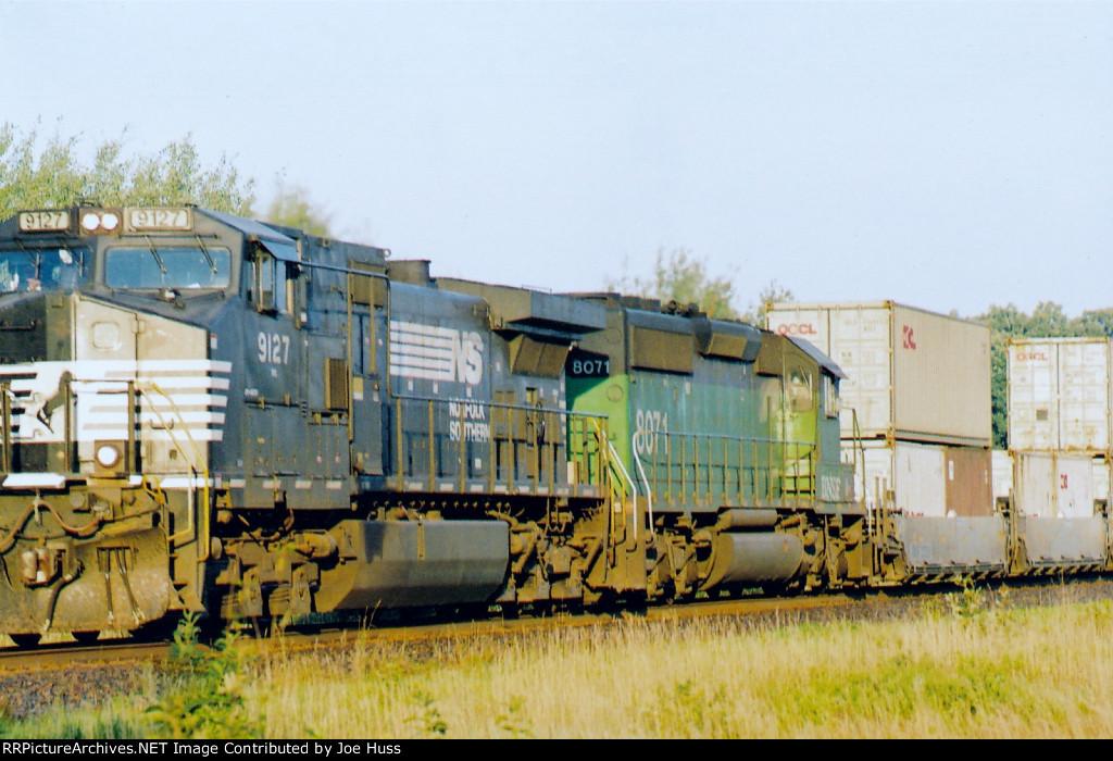 NS 9127 East