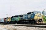 CSX 7715 East