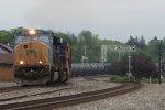 CSX 4808 West
