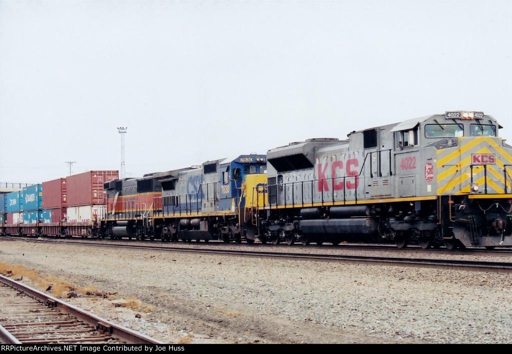 KCS 4022 East