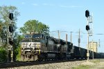 WB NS coal drag....