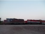 IORY 4032 and TPW 4056