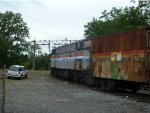 Amtrak FL9 487