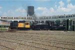 Duke Power 5951 and Graham County Railroad 1925