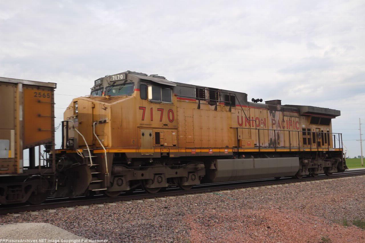 UP 7170