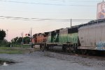 BNSF 5339 and 1414