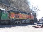 BNSF 4407