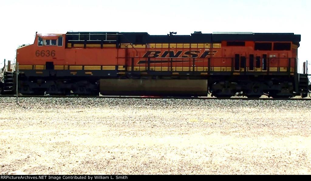 EB Intermodal Frt (4) at E Goffs CA -4