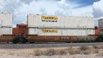 WB Intermodal Frt -2- at Goffs CA -2