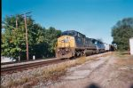CSX and Leaser
