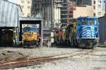 CSXT and CEFX Power