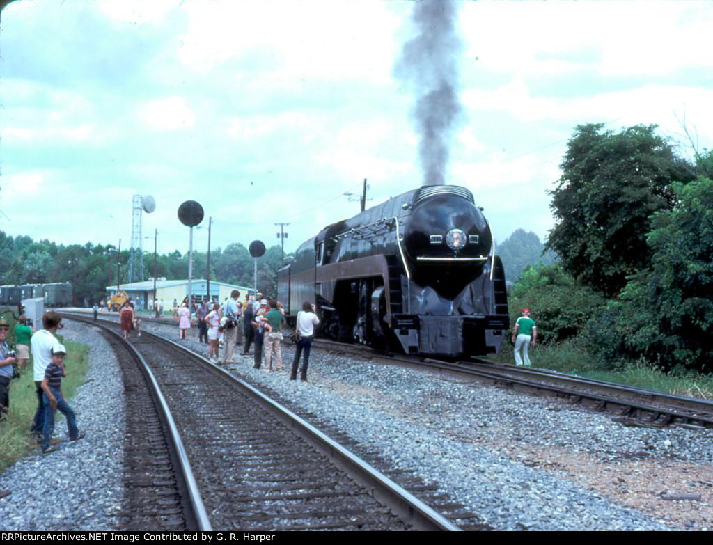 611 leaving Lynchburg