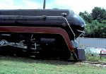 611's front half as it appeared in 1982