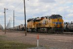 UP 8052 Waits on it's next call from North Platte.