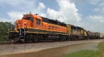 BNSF Local at Sealy