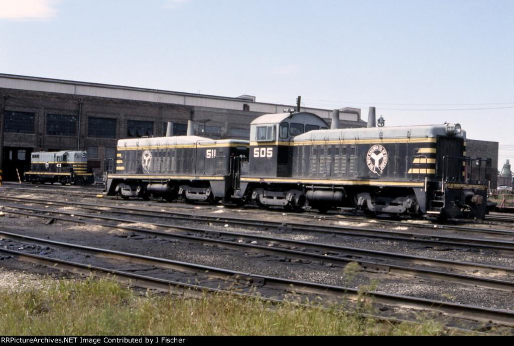 BRC 505