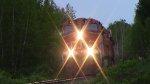 CN 2279 Leads Train 120