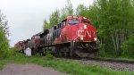 CN 2825 Leads Train 121