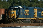 A closer look at CSX 2341