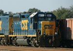 A closer look at CSX 6411