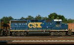 A sideview look at CSX 6411
