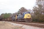 CSX 701 on N152 heading south