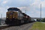 EB KCS grain train