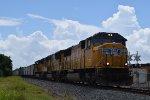 EMD powers lead UP rock train